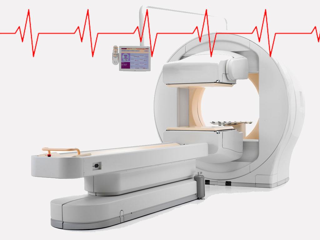 Cardiac SPECT-CT